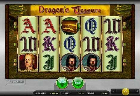 Dragon's Treasure Spielen
