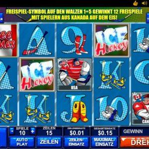 Ice Hockey Gewinn
