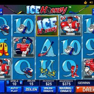 Ice Hockey Vorschau