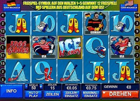 Ice Hockey Online Spielen