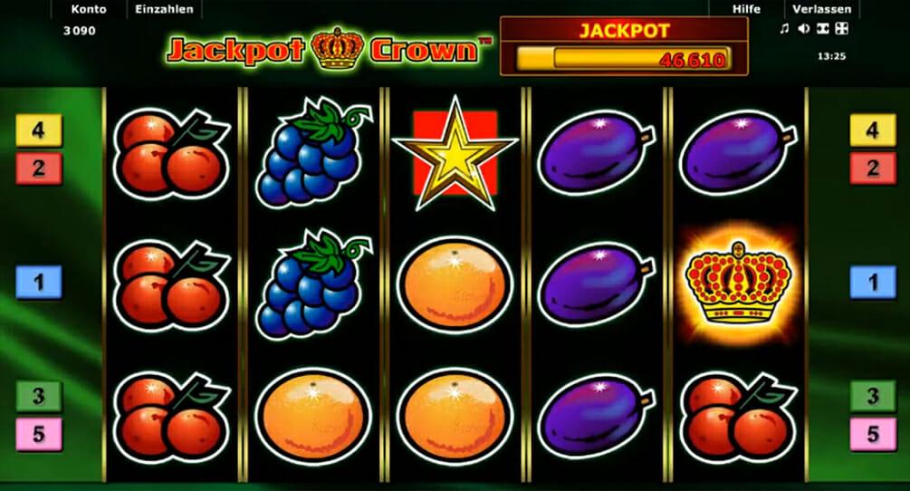 Jackpot Crown Vorschau
