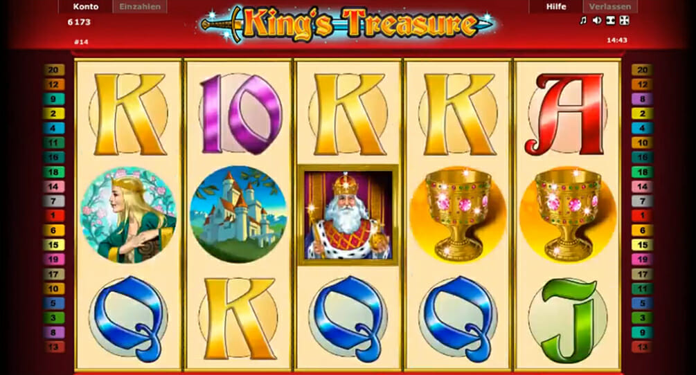Kings Treasure Vorschau