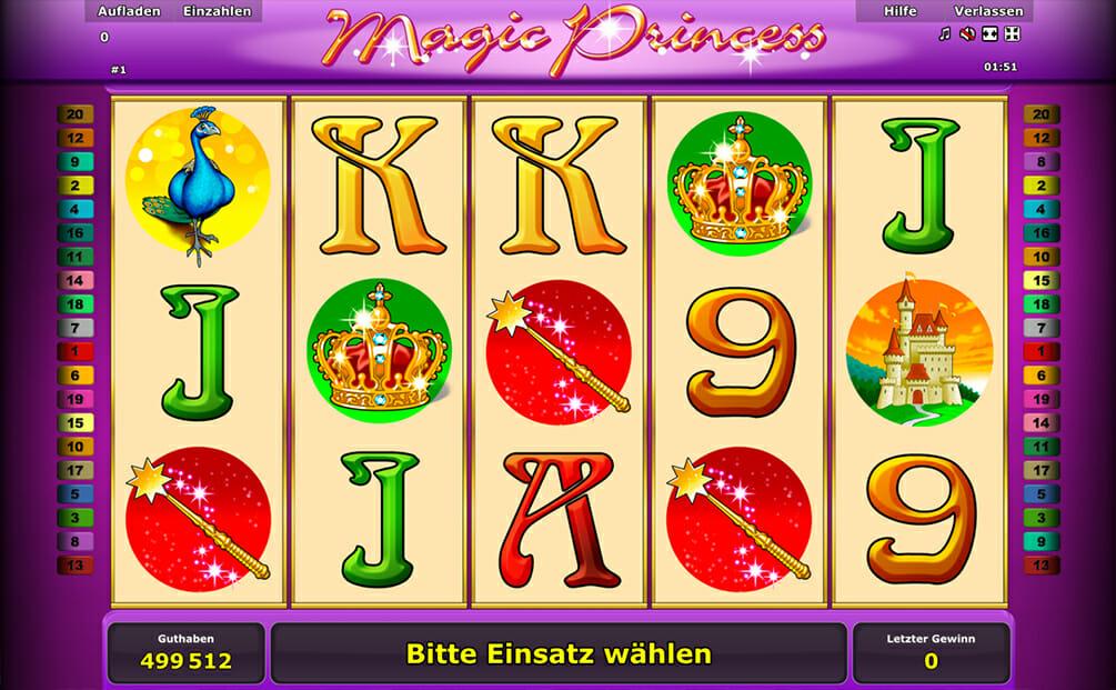 Magic Princess Vorschau