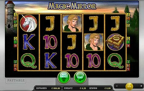 Magic Mirror Online Spielen Im Sunmaker Casino