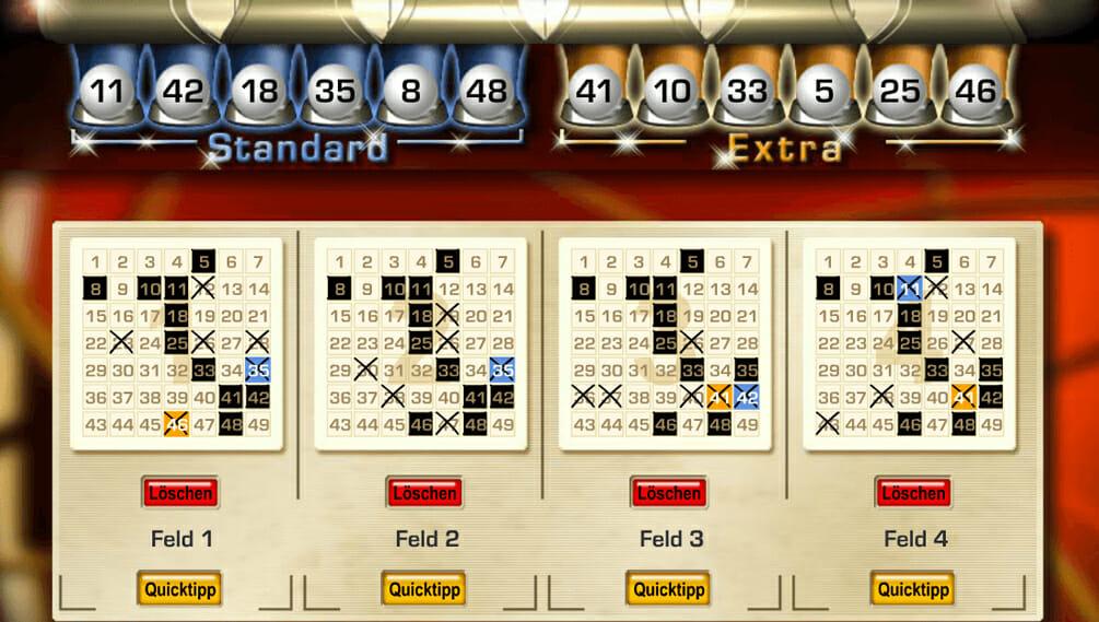 Lotto Auszahlungsquote
