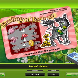 Novoline-darling-of-fortune-spielen
