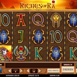 Riches Of Ra Vorschau
