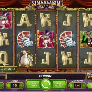 Simsalabim Spielautomat