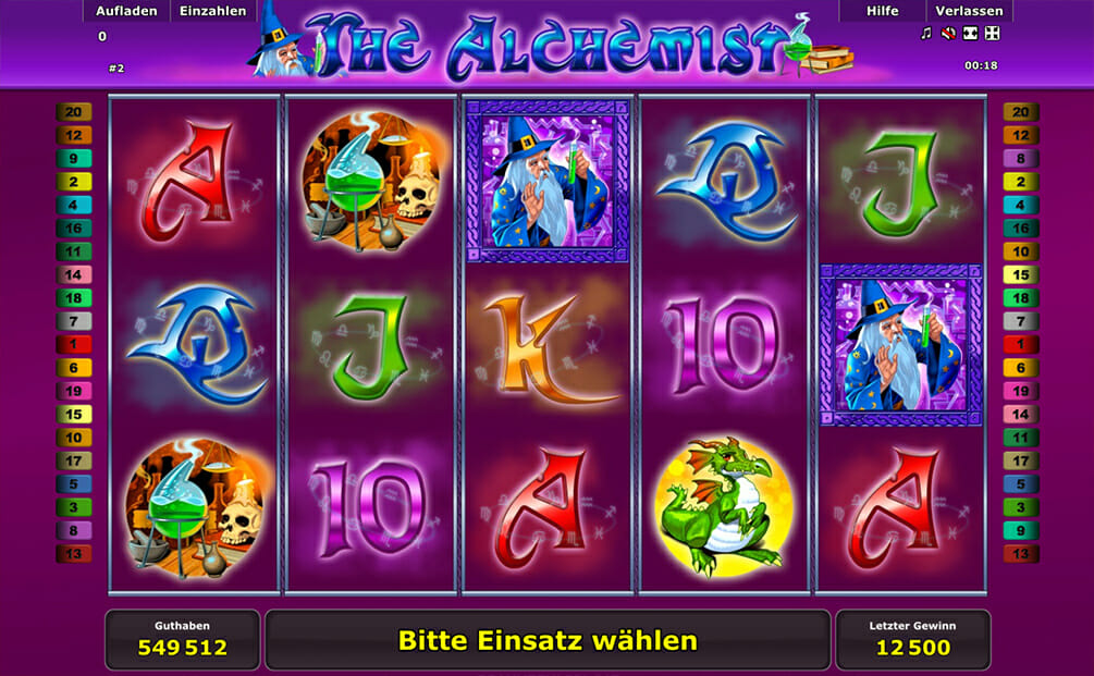 The Alchemist Vorschau