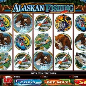 Alaskan Fishing Gewinn