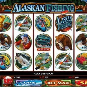Alaskan Fishing Vorschau