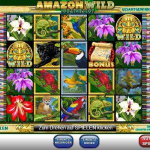 Amazon Wild Vorschau