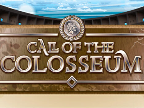 Call Of The Colosseum Logo