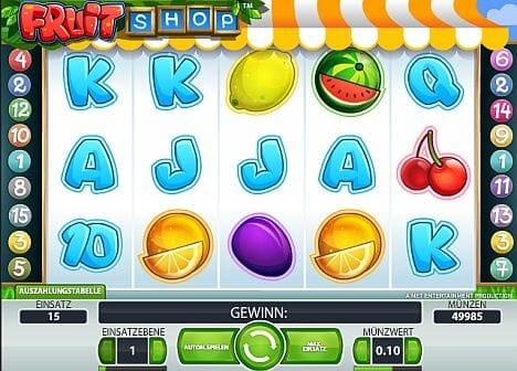 Fruit Shop Online Spielen
