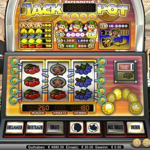 Jackpot 6000 Automatenspiel