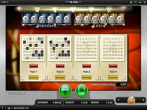Merkur Lotto Spielen