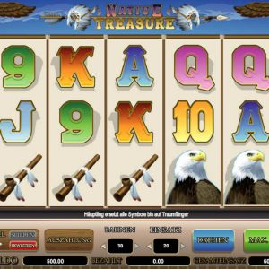 Nyx-native-treasure-online-slot