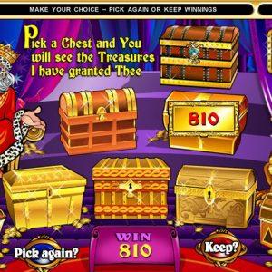 Quickfire-king-cashalot-bonus