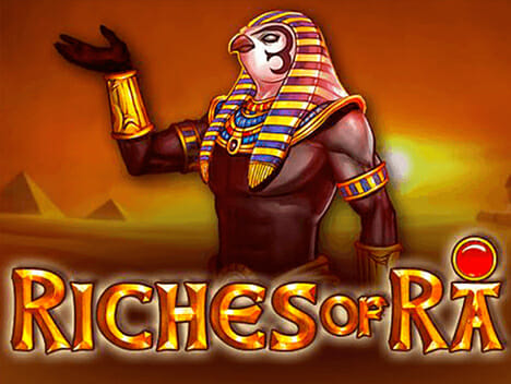 Riches Of Ra Logo