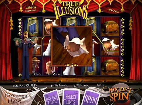True Illusions Spielen