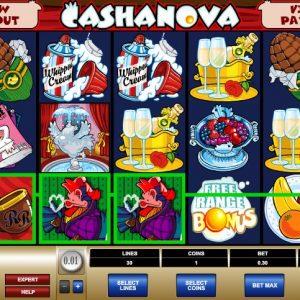 Cashanova Gewinn