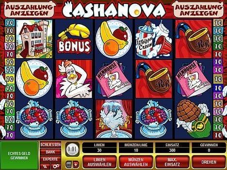 Cashanova Vorschau