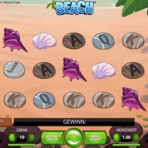 Beach Spielautomat