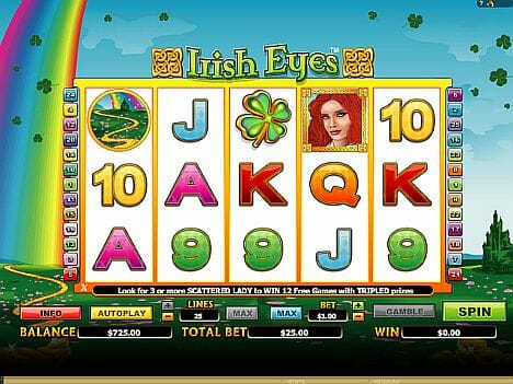 Irish Eyes