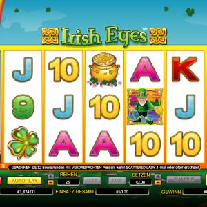 Irisheyes Toepfe