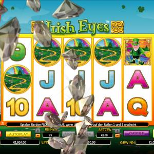 Irisheyes Treffer