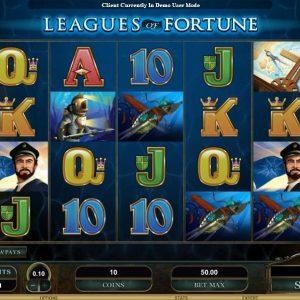 Leagues Of Fortune Vorschau