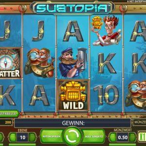 Subtopia Spielautomat