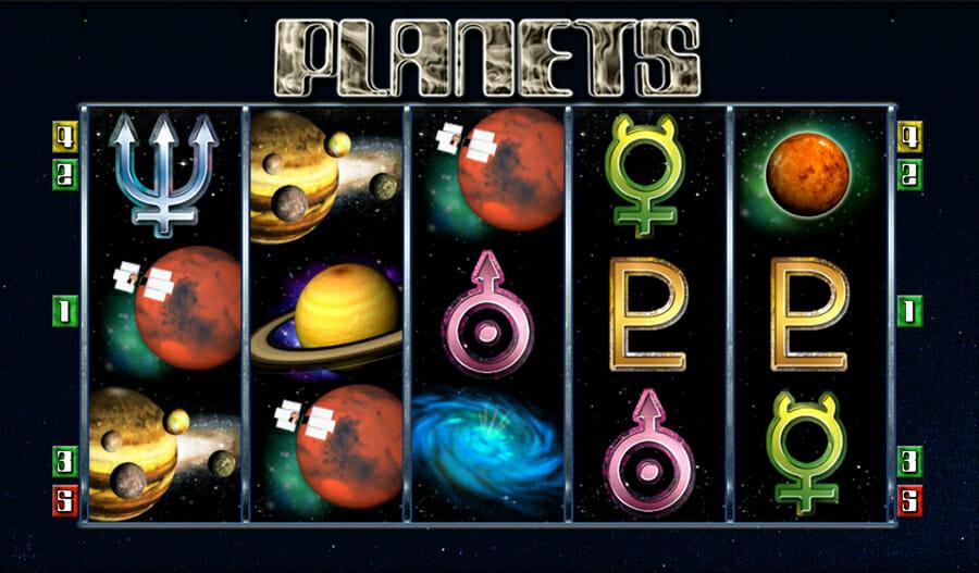 Merkur-planets-spielautomat