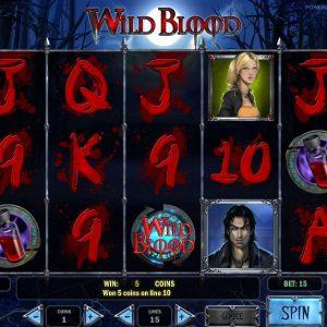 Wild Blood Gewinn