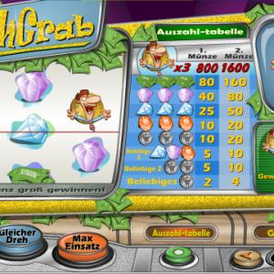 Cash Grab Spiel