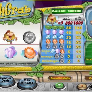 Cash Grab Walzen