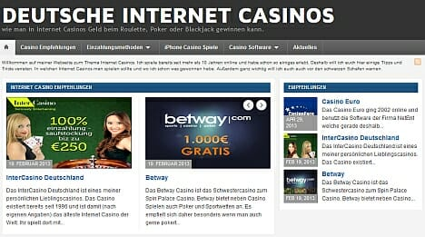 deutsches online casinos