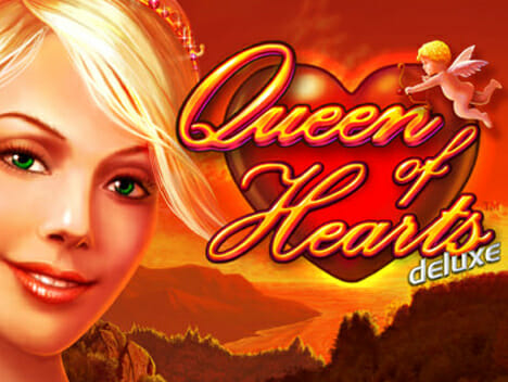 Queen Of Hearts Logo