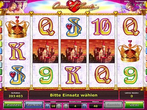 live casino online queen of hearts online spielen
