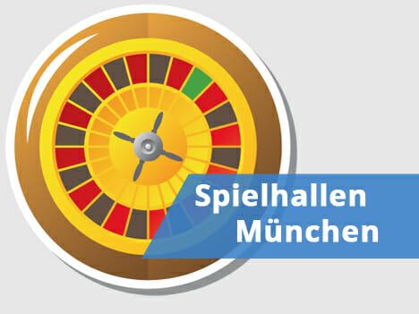 Spielhallen München