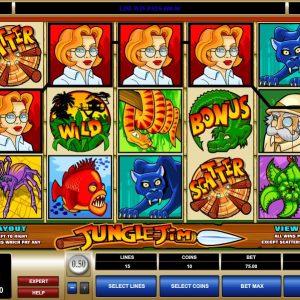 Jungle Jim Gewinn