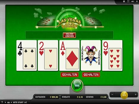 Las Vegas Poker Merkur