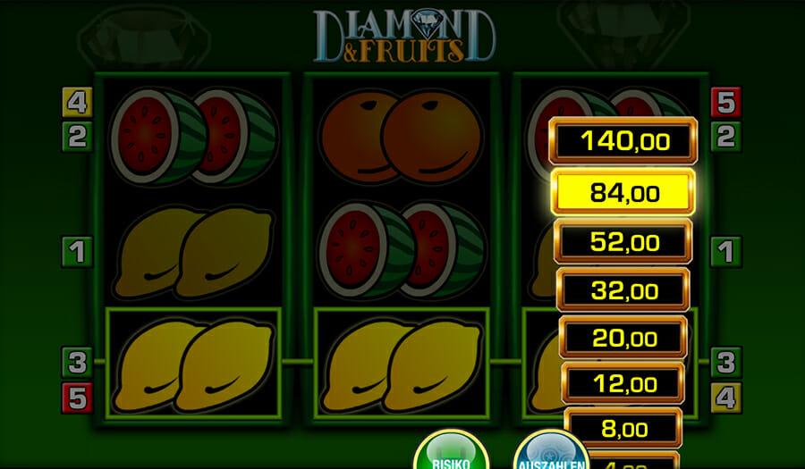 Merkur-diamond-fruits-risiko