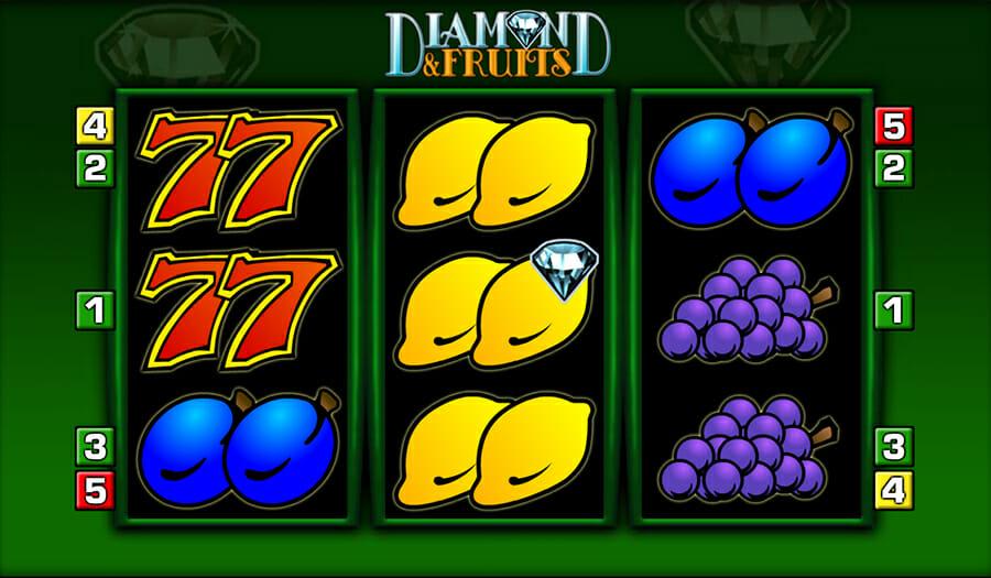 Merkur-diamond-fruits-spielautomat
