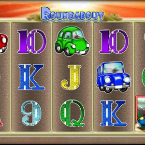 Merkur-roundabout-spielautomat