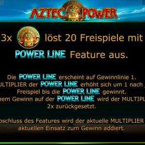 Novoline-aztec-power-bonus