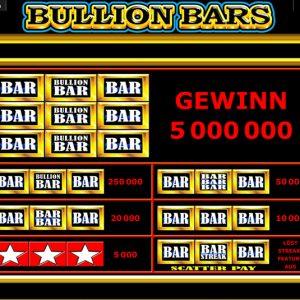 Novoline-bullion-bars-gewinne