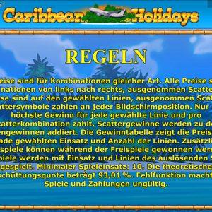 Novoline-caribbean-holidays-regeln