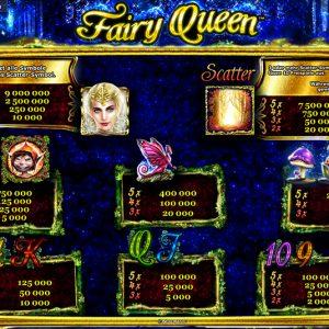 Novoline-fairy-queen-gewinne