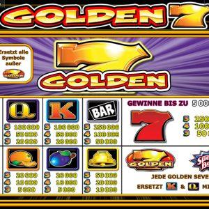 Novoline-golden-7-gewinne